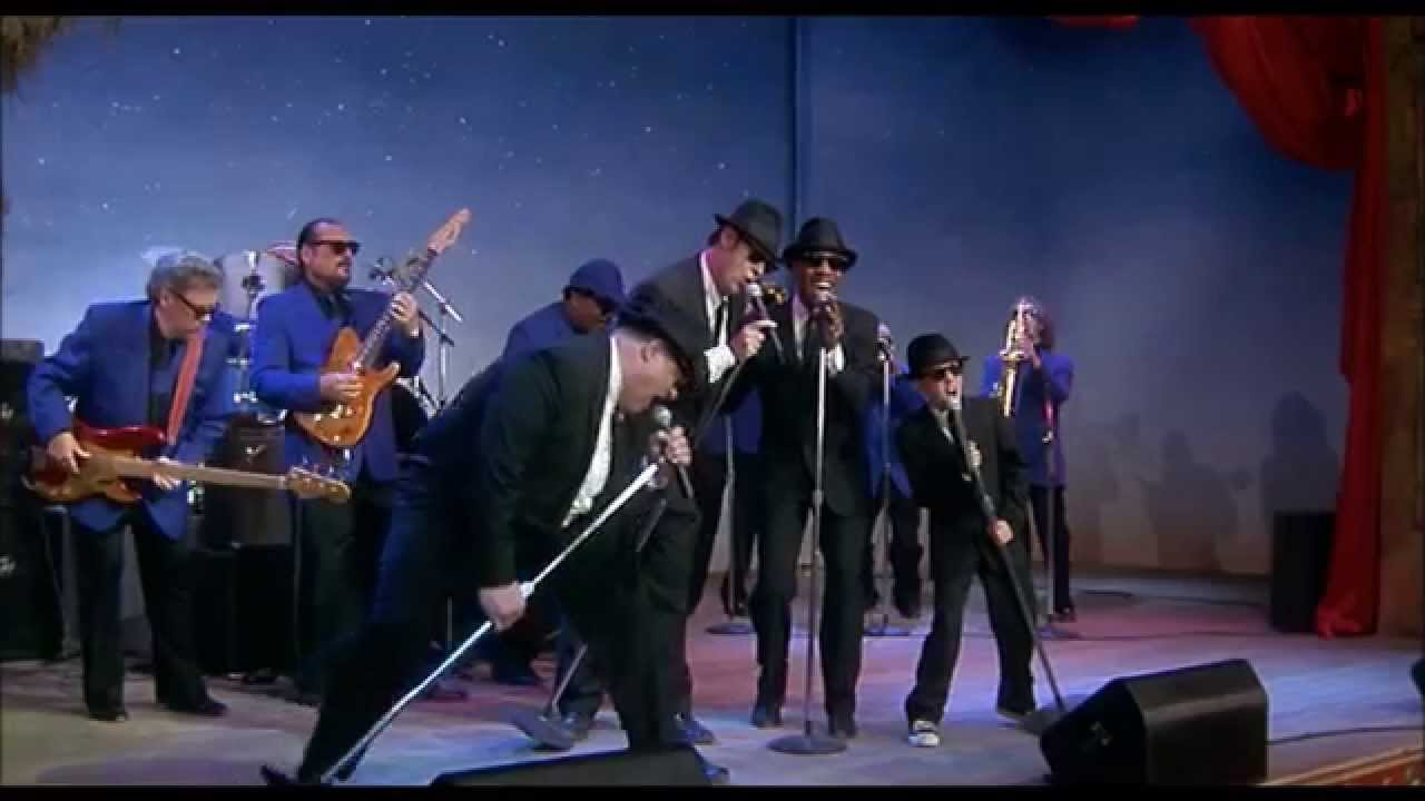 turn on your love light the blues brothers 2000 youtube. Black Bedroom Furniture Sets. Home Design Ideas