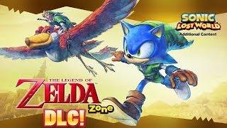 ABM: Sonic Lost World: The Legend Of Zelda DLC!! HD