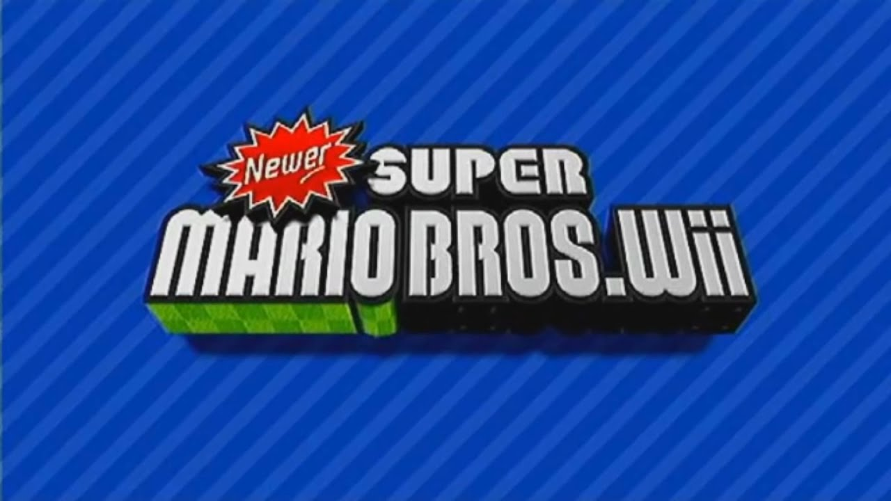 How to make an ISO of Newer Super Mario Bros Wii! | GBAtemp net