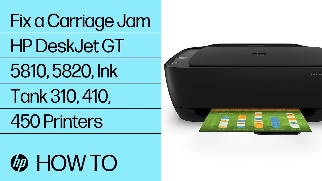 hp tank printer