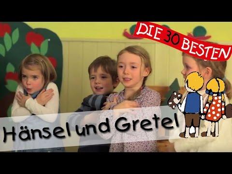 Hänsel und Gretel - Singen, Tanzen und Bewegen || Kinderlieder