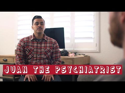 Juan the Psychiatrist - David Lopez