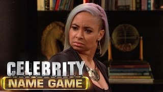 What You Talkin Bout Willis? Really? - Celebrity Name Game