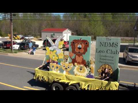 WelcomeNCEvents - 20th Easter Parade Apr 8 2017