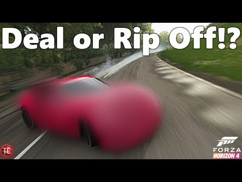 Forza Horizon 4: WE PAID $80,000 FOR THIS!? Deal or Rip Off?