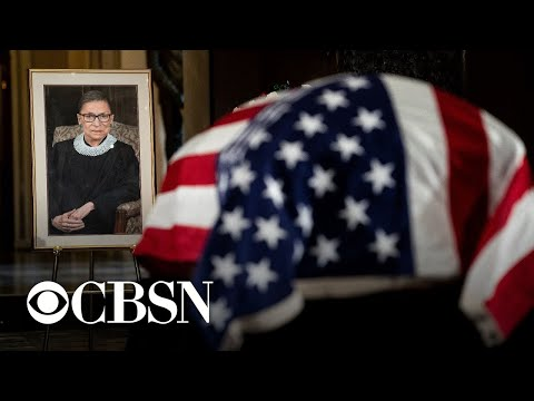 "Former law clerk for Ruth Bader Ginsburg: ""She had been my hero"""