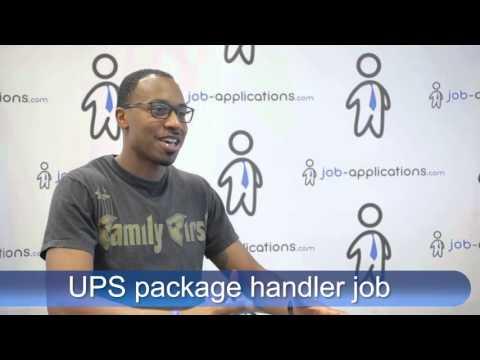 Ups Interview