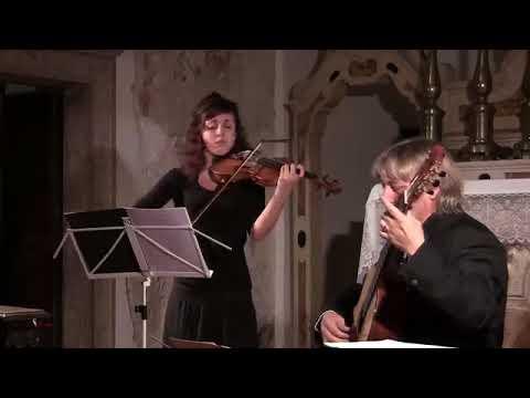 Niccolò Paganini - Sonata for Violin and Guitar No.6 in E minor