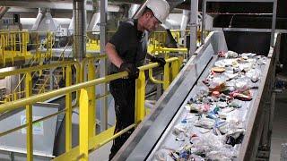 Kunststoffrecycling– Ressourceneffizienz durch optimierte Sortierverfahren