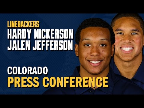 Cal Football: Jalen Jefferson & Hardy Nickerson (Post Colorado)