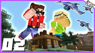 3rd Life SMP  | HAVE A RENCHANTED DAY! | Ep 02 - 2021-04-21T18:18:45Z