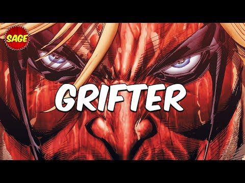 Who is Image / DC Comics Grifter? Can you see them too?