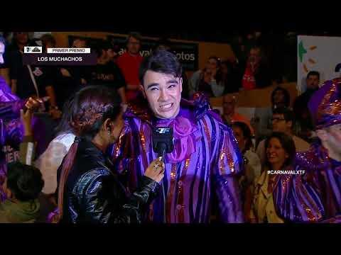 Ronda de Ganadores – Bajada Los Muchachos – Carnaval 2020