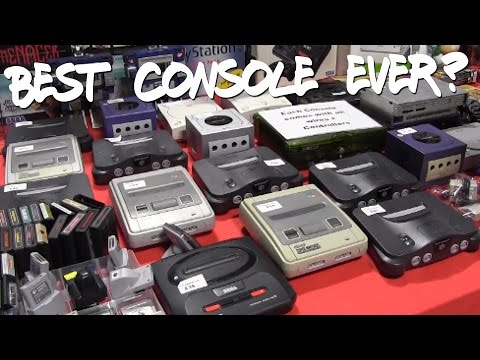 What Is The Best Console Ever?