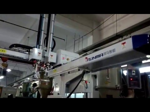 RUNMA robot - robot for food package, robotic, plastic machinery robot