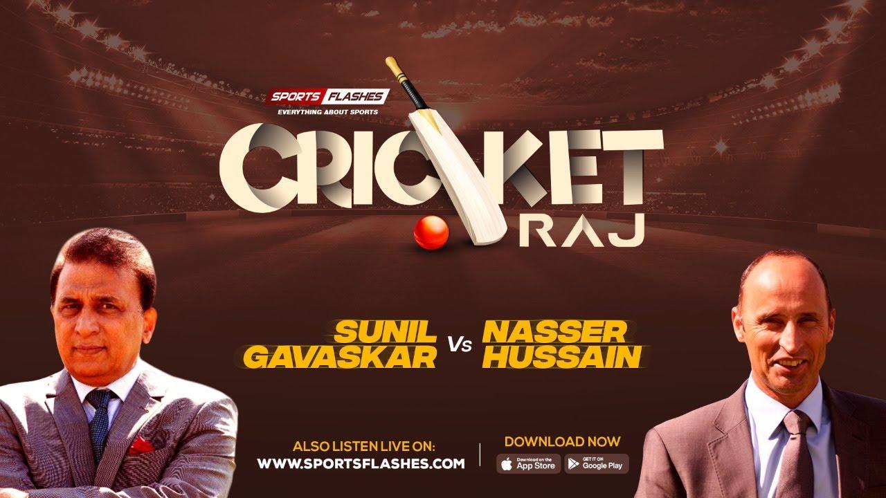 Sunil Gavaskar vs Nasser Hussain   Cricket Raj
