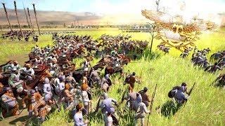 Total War: Rome II - Армения (ЗАСАДА 80 LVL!) #3