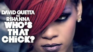 Repeat youtube video David Guetta Feat. Rihanna - Who's That Chick? - Night version (Official Video)