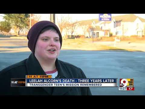 Leelah Alcorn died three years ago