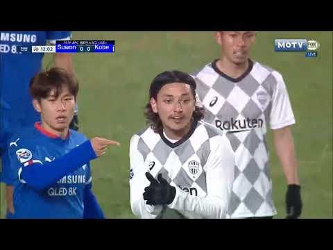 ブルー ウィングス 対 神戸