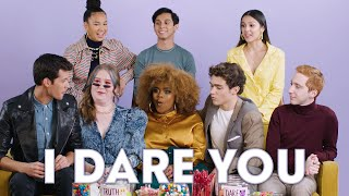 The Cast of High School Musical: The Musical: The Series Plays I Dare You | Teen Vogue