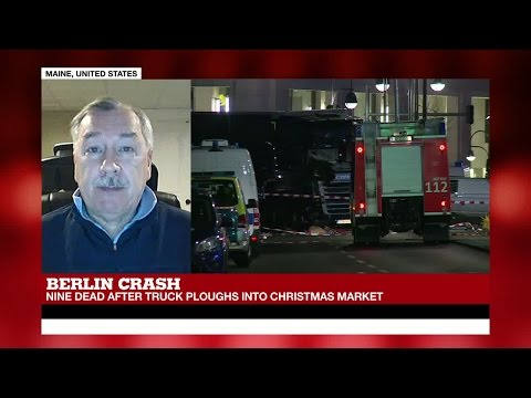 """Germany: Berlin Christmas Market truck """"was most likely a terrorist attack, following ISIS orders"""""""