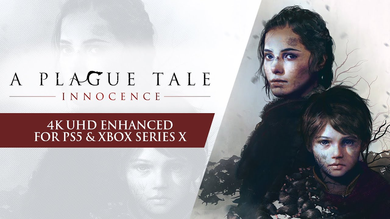 A Plague Tale: Innocence - 4K UHD for PS5 & Xbox Series X | cloud version on Nintendo Switch