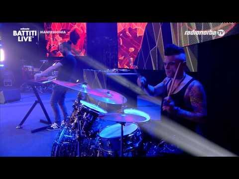 Dolcenera - Battiti Live 2015 - Manfredonia