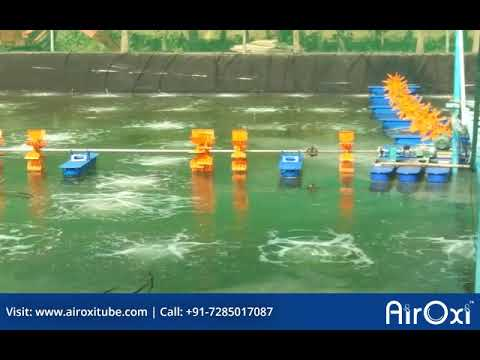 Modern Aeration Solutions For Aquaculture - AirOxi Tube