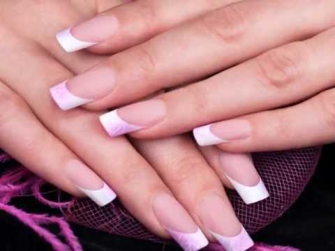 Corso decorazione unghie - Passo a passo: French rosa ...