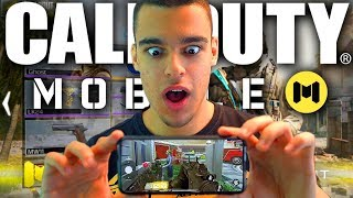 ASÍ ES Call Of Duty MOBILE *NUEVO COD GRATIS* - AlphaSniper97