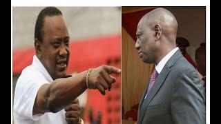 Muthama plans a move that will make DP Ruto to retire with President Kenyatta