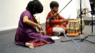 Ang Mo Kio Tamil Methodist Church -  Sarva Shrushtikkum Ejamanar Neerae - Instrumental Praise.wmv