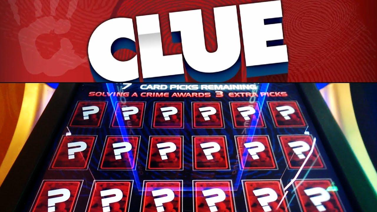 clue slot