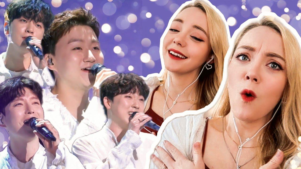 포레스텔라 FORESTELLA - 'Scarborough Fair'♬ [불후의 명곡2 전설을 노래하다/Immortal Songs 2] KBS Reaction | VERA