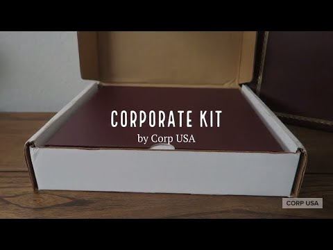 Corporate Kit - by Corp USA