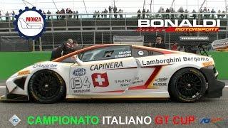 CAMPIONATO ITALIANO GT - S.Tempesta & S.Iacone - Final Round - Monza 2014