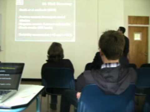OSU BioResource Research Presentation by Gregory Petrossian