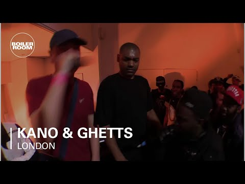 Kano & Ghetts Boiler Room London Live Set