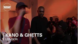 Kano & Ghetts Boiler Room London Live Set
