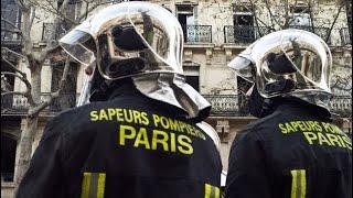 Sapeur pompier de Paris les héros de la capitale