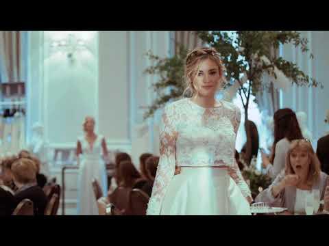 bridal catwalk show