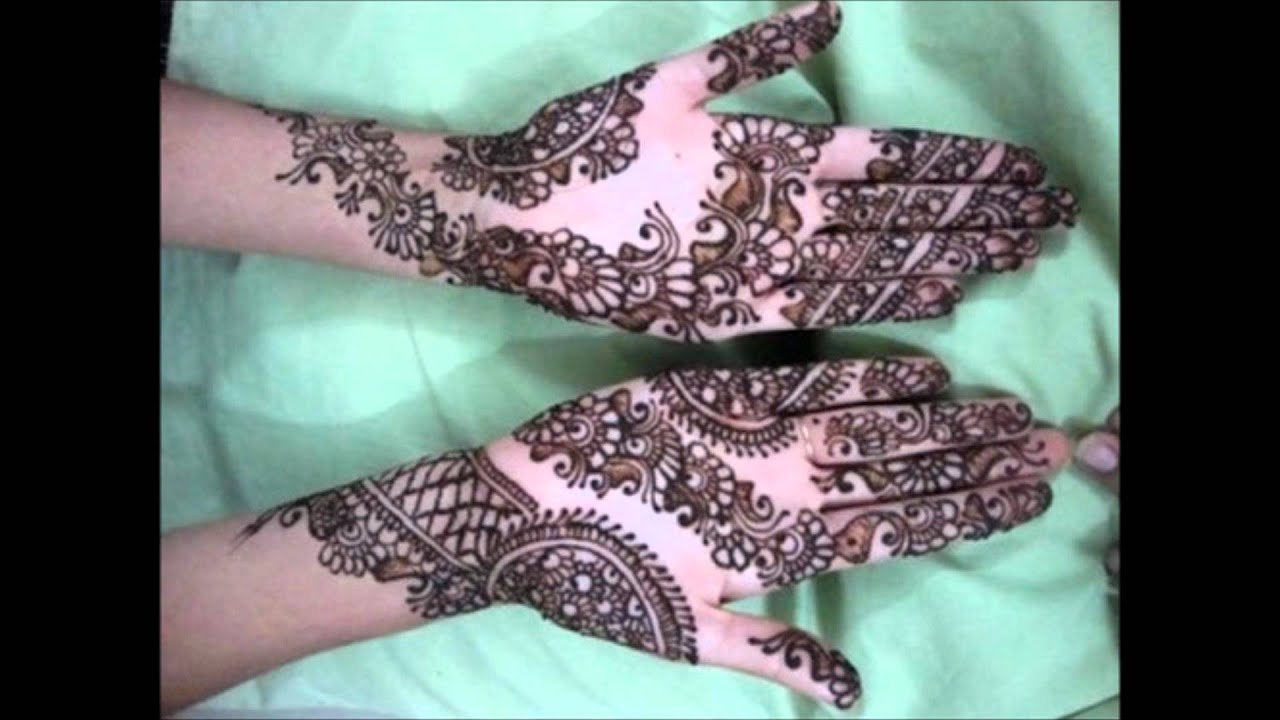 Bridal Mehndi 2013 -