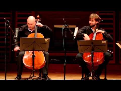 "Rastrelli Cello Quartet. Sergio Drabkin ""Jewish song"" Сергей Драбкин ""Еврейская песня"""