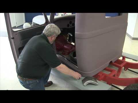 Srpm Street Rods Repair Panels Youtube