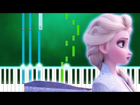 Frozen 2 - Show Yourself (Piano Tutorial) By MUSICHELP