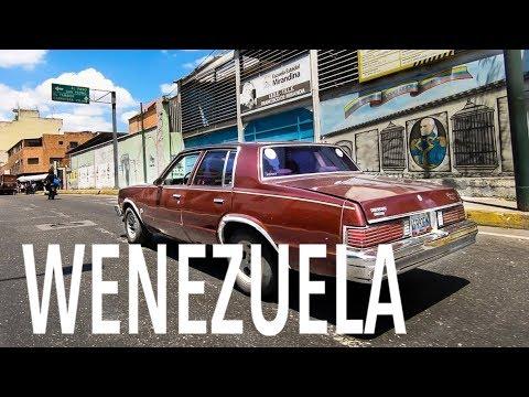 Pamiętnik z Caracas -Wenezuela - Bez Planu Vlog [4k]