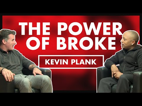 'The Power Of Broke' Interview Series: Kevin Plank
