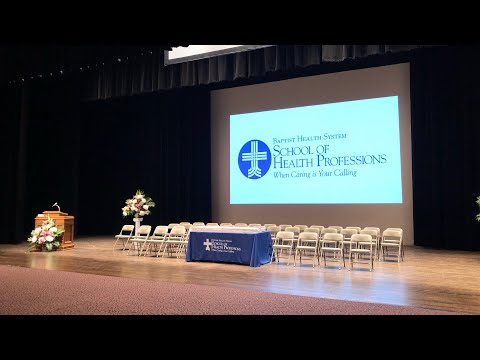 2020 Baptist Health System School of Health Professions Graduation Commencement Ceremony