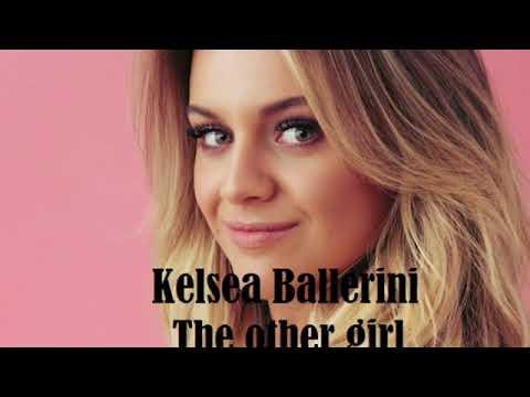 Kelsea Ballerini - The Other Girl Feat. Halsey (Phasefilter Remix)